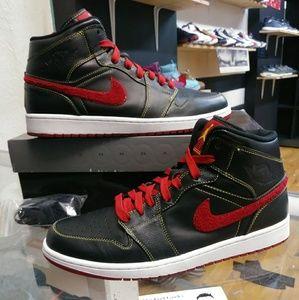 Air Jordan 1 Retro Mens Shoes Size 13 $120 VNDS